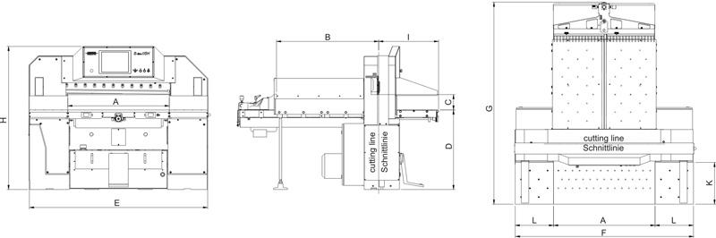 Schneider S-Line Serisi  - Kağıt kesim - Mitra.com.tr | 0212 347 47 40
